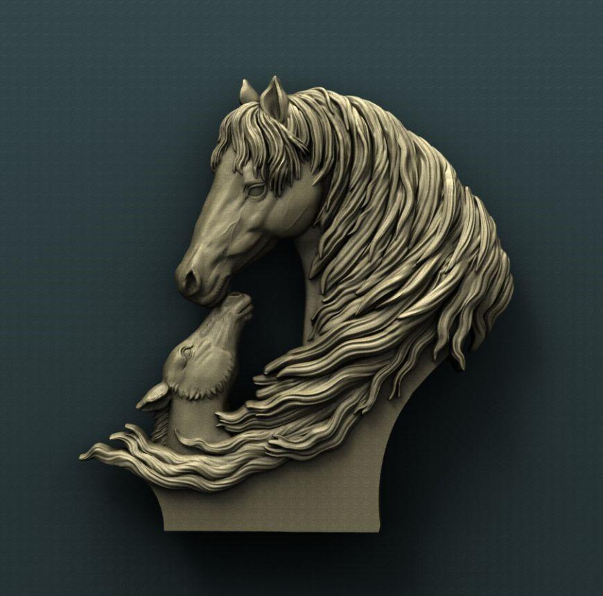 0046. Horses