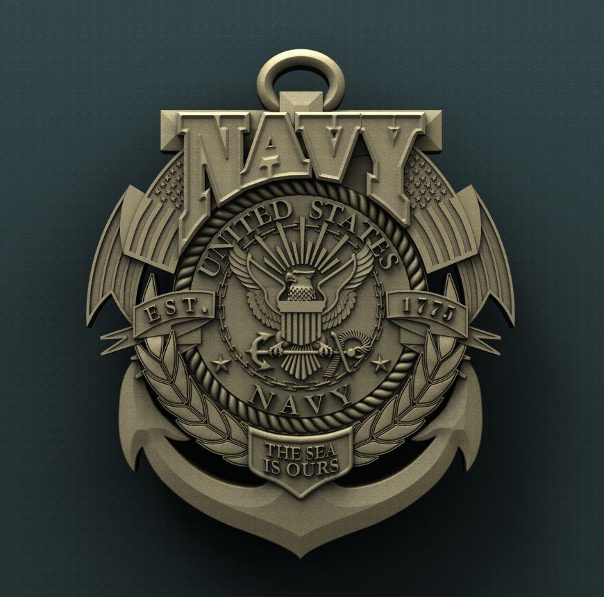 0215. Navy