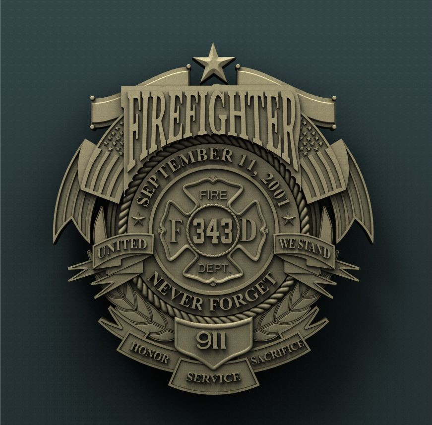 0223. Firefighter
