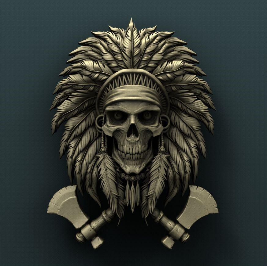 0228. Skull