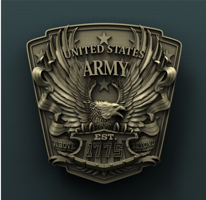 0277. US Armyf