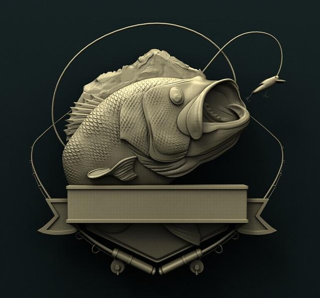 0421. Fish Bass