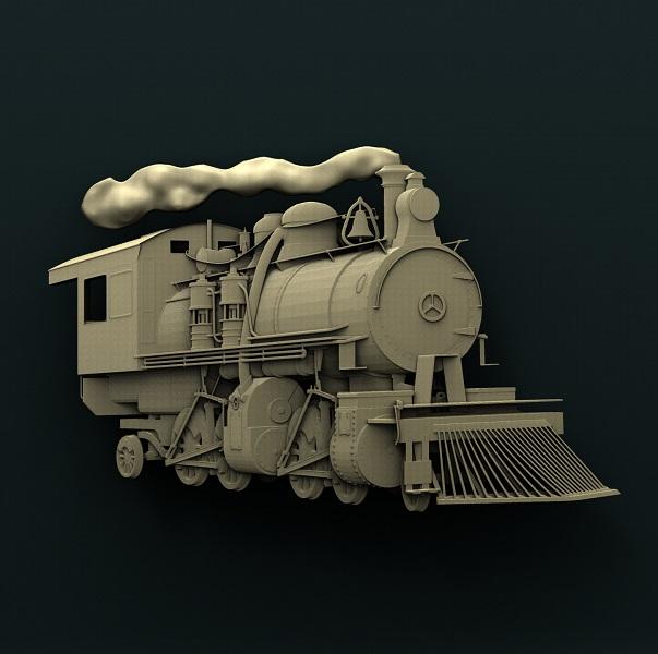 0487. Locomotive