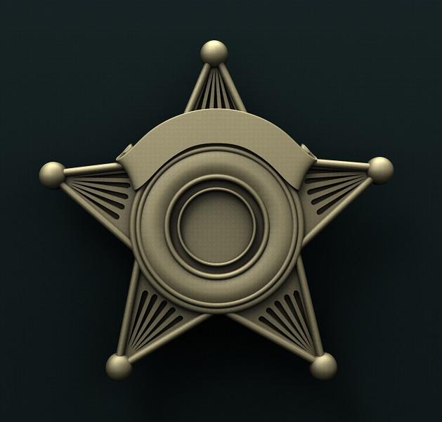 0508. Badge