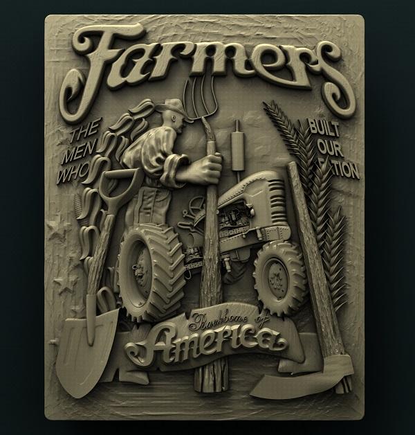 0557. Farmers