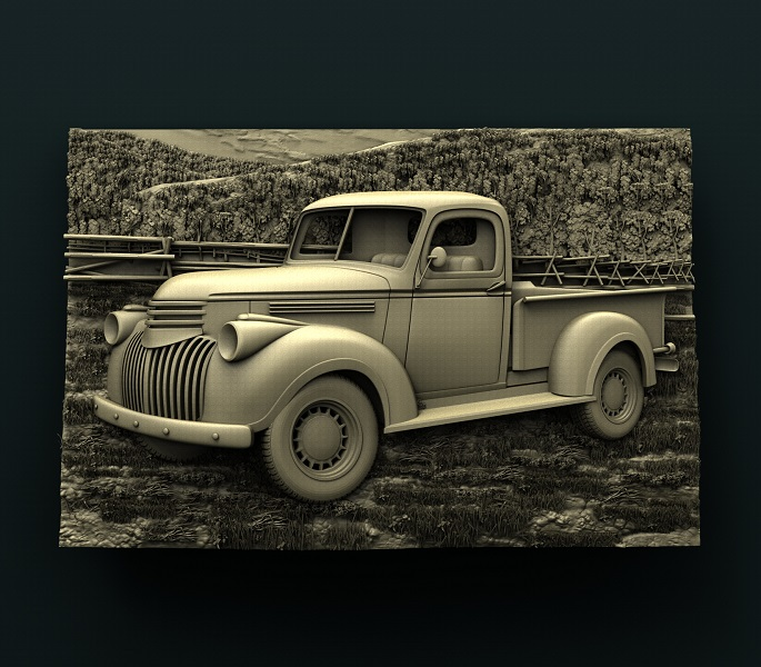 0601. Truck