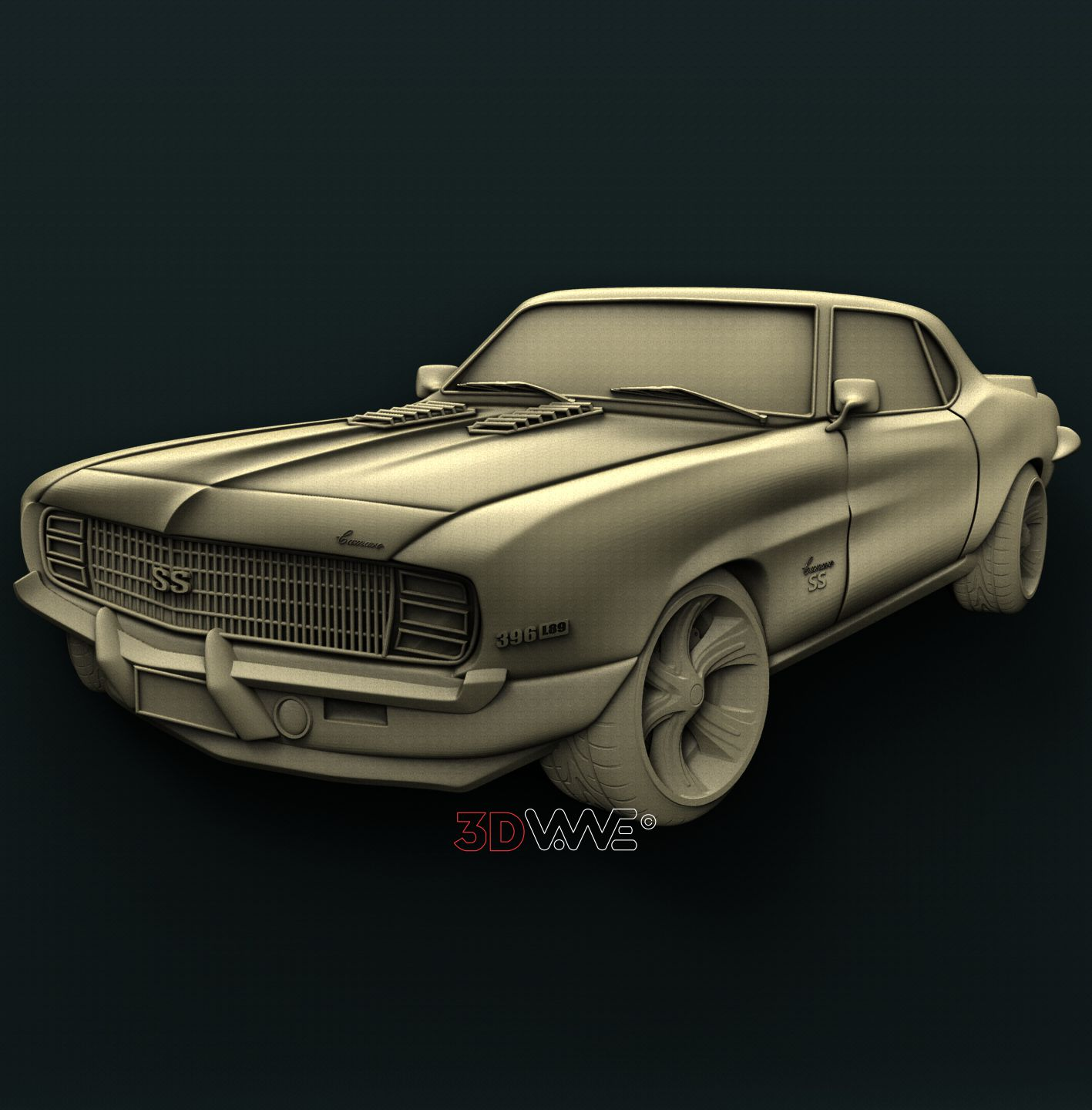 0673. Muscle Car