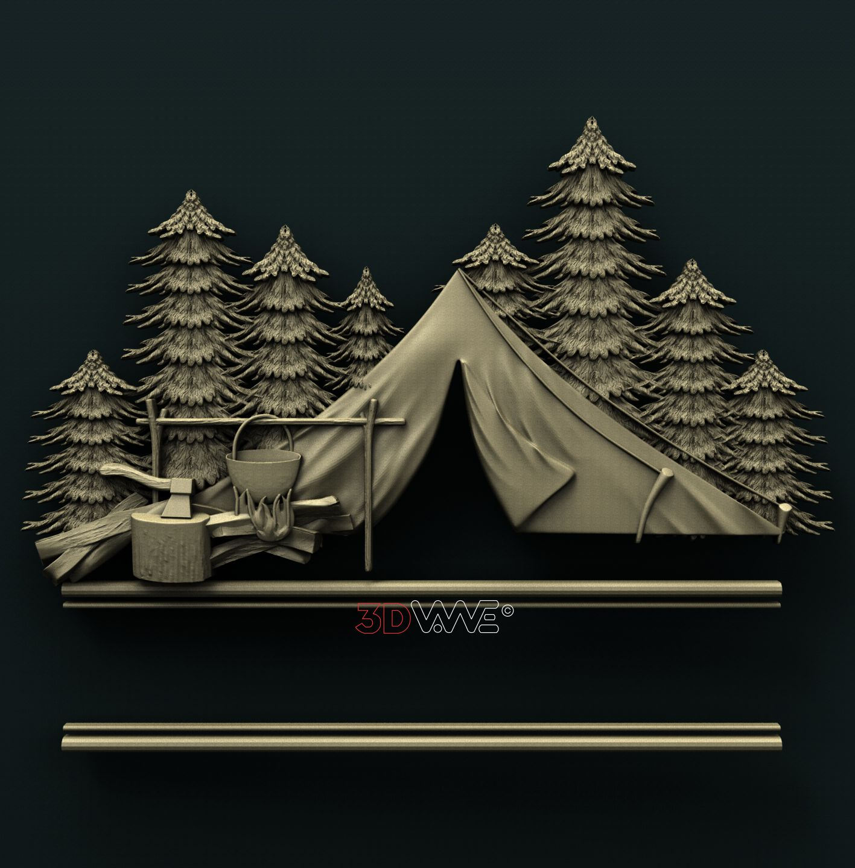 0674. Camping