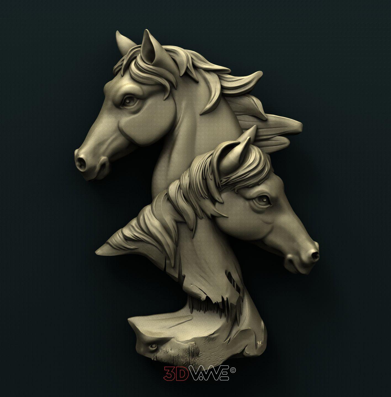 0685. Horses