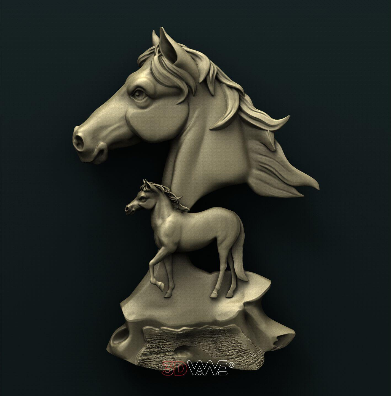 0693. Horses