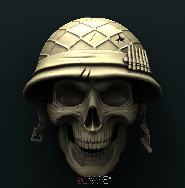 0700. Skull