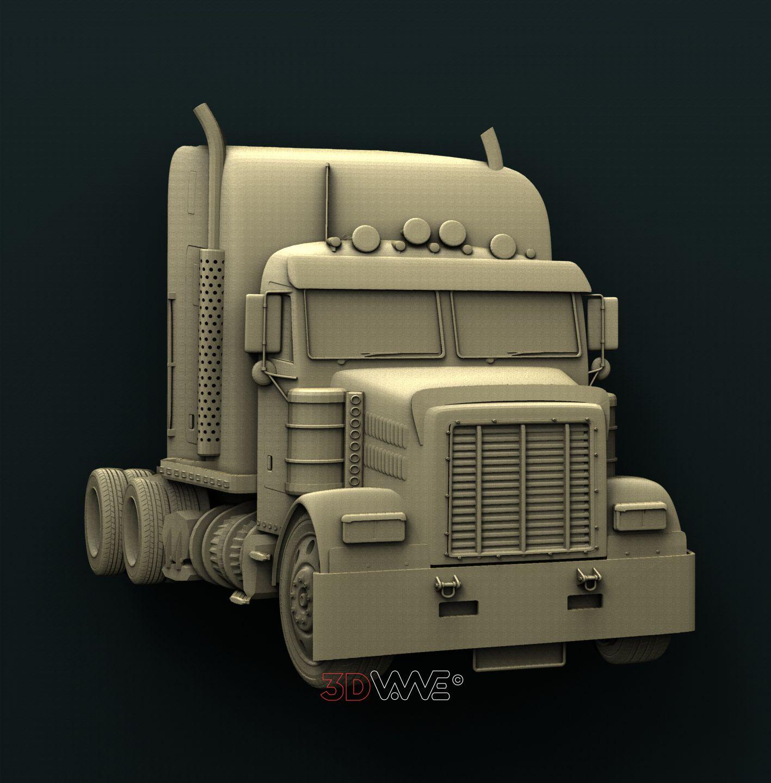 0781 Semi Truck
