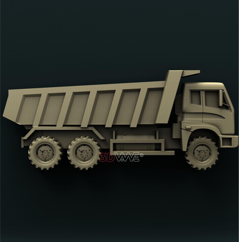 0836 Dump Truck