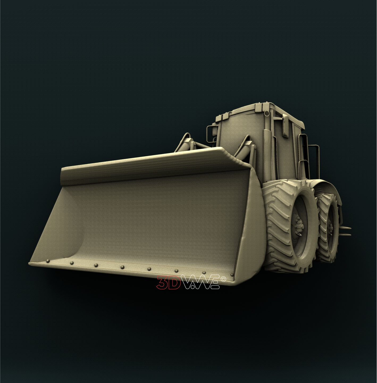 0841 Bulldozer