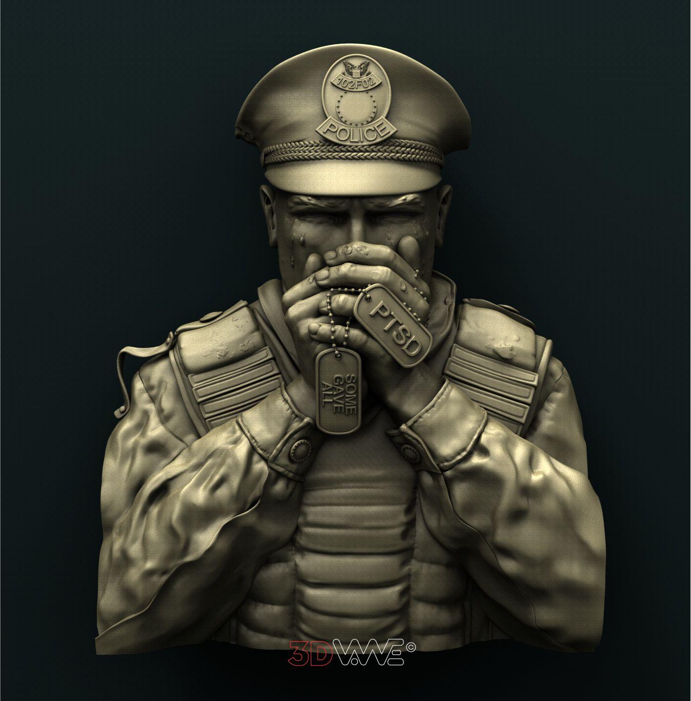 0854 Policeman