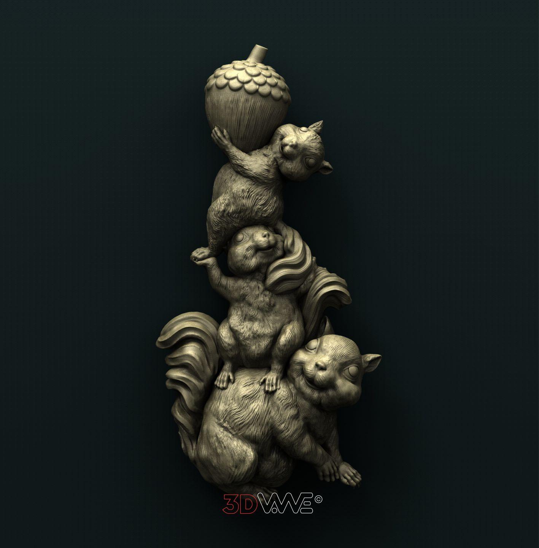 0930 Squirrels